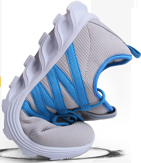 Image 2 - BEANNHUA The new spring and summer leisure lovers blade low breathable mesh of sports shoes running shoes wholesale manufacturer-in Running Shoes from Sports & Entertainment on AliExpress