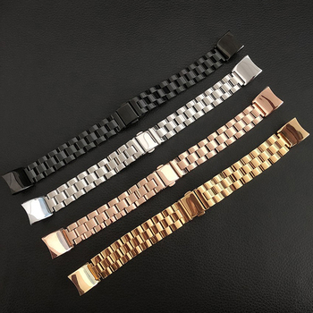 For Honor Band 4 Strap Metal Watch Band Stainless Steel Band Bracelet for Huawei Honor Band 4/5 Smart Wristband Accessories
