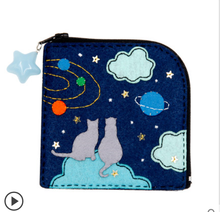 Coin Purse Fabric Felt kit Non-woven cloth Craft DIY Sewing set Handwork Material DIY needlework supplies(China)