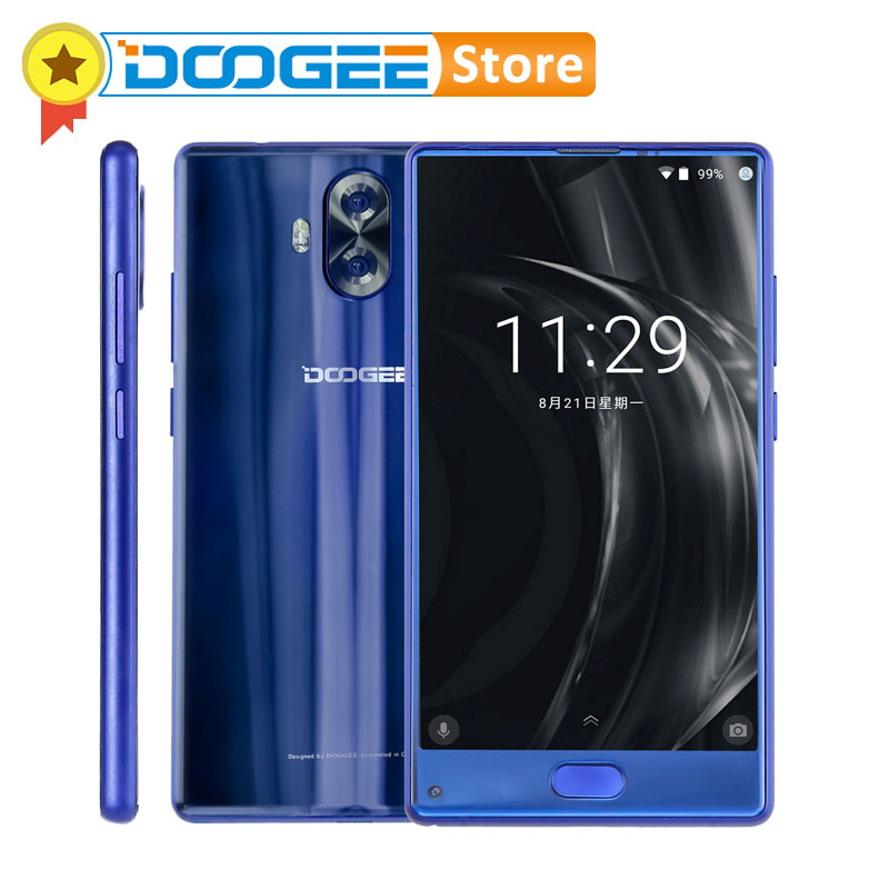 DOOGEE MIX LITE 5 2 inch HD Screen Android 7 0 2GB RAM 16GB ROM Mobile