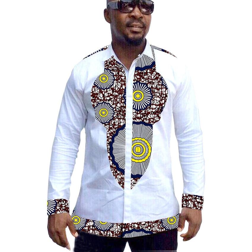 African men 39 s clothing custom made dashiki shirts african for Best custom made dress shirts online