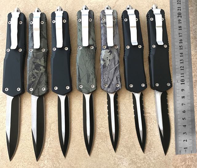 hight quality Zinc-Aluminum AKC BM3300 A07 A162 A07 B07 A161 BM3350 camping folding pocket knife outdoor Survival Tactical knife