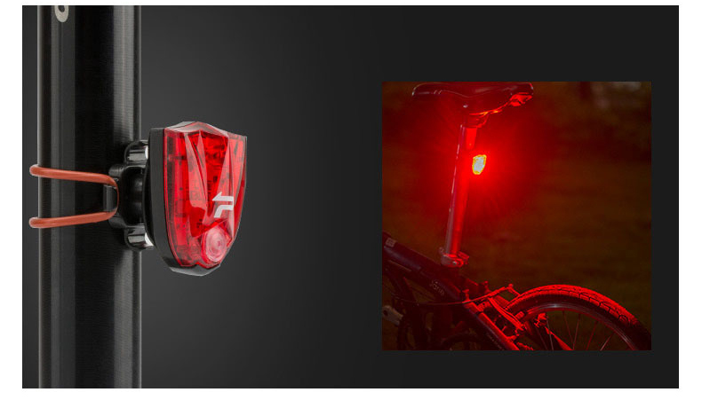 Cycling Lights Taillight Bike Rear Tube Lights Waterproof USB Rechargeable LED Safe Warning Lamp Bicycle Bike Lights gaciron v9d cycling front lights bike cree l2 led usb rechargeable bicycle lights with w05 rear light taillight