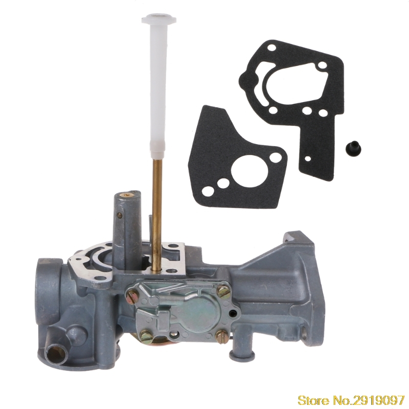Rubber plug 1PC Carburetor Carb w Gaskets Fit Briggs & Stratton 498298  495426 5HP Engines Drop Shipping Support