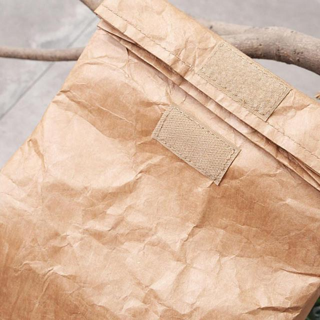 Creative Reusable Thermal Insulation Eco-Friendly Lunch Bag
