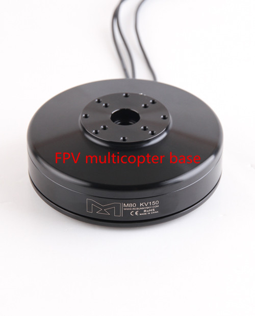 Original Sunnysky multicopter M series M80 110KV 150KV 190KV brushless motor free shipping via DHL or EMS image
