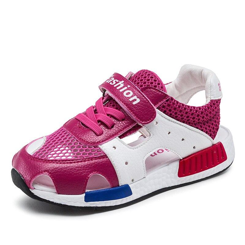 zomer van 2018 de nieuwe kinderen nette doek schoenen lederen - Kinderschoenen - Foto 2