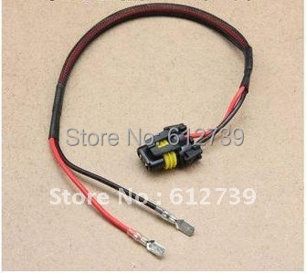 wiring harness wire promotion shop for promotional wiring harness 1pcs h1 h7 hid ballast input power cable wire harness plugs