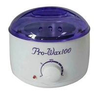 Cleansing Face and Exfoliating Wax Warmer Hair Removal Waxing Kit Professiaonl Electric Hot Wax Heater for Facial and Armpit