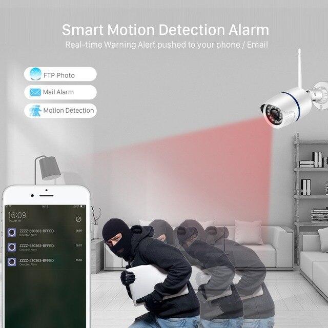Onvif HD 1080P IP Camera Outdoor WiFi Security Camera 720P 960P Surveillance 3