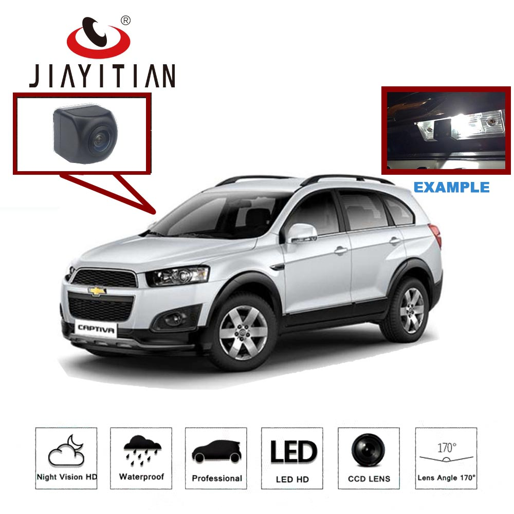 JIAYTIAN Rear Camera For Chevrolet Captiva FISH EYE camera Super HD Night Vision Backup camera