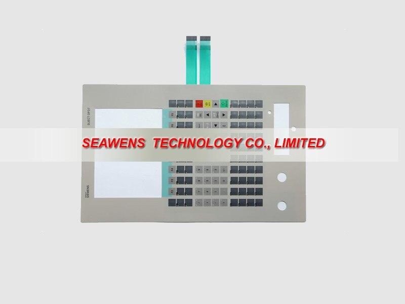6AV3637-7AB26-0AN0 Membrane keyboard for SlEMENS OP37, Membrane switch , simatic HMI keypad,membrane film, STOCK membrane keypad keyboard film for mac1200 mac 1200st machine keypad keyboard film