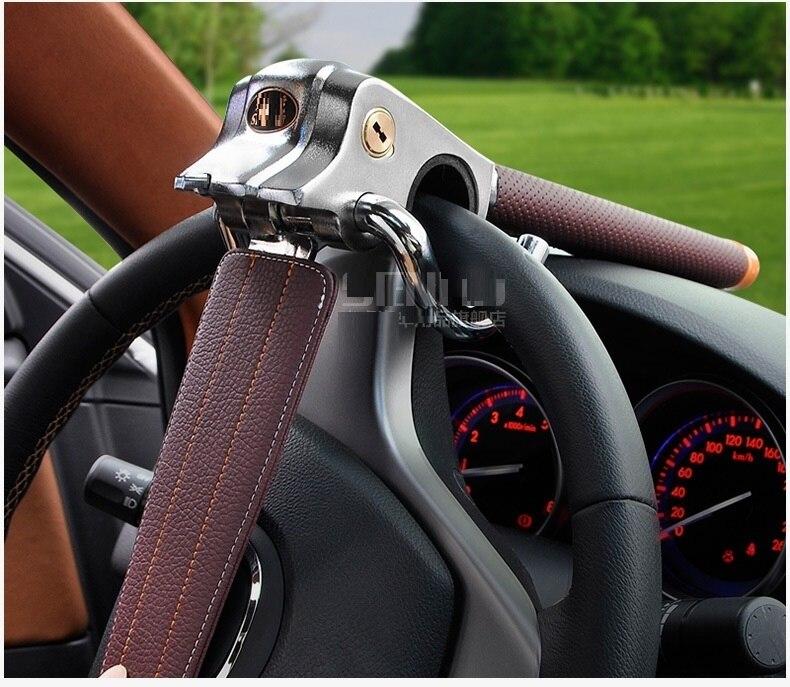 Air lock Car steering wheel lock auto anti theft -in Car ...