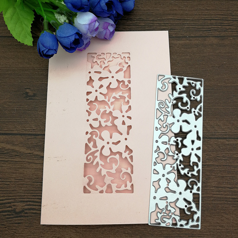 Card Lace Metal Cutting Dies Stencils For DIY Scrapbooking Photo Album Decorative Embossing DIY Paper Cards