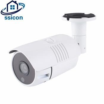 цена на SSICON 1080P AHD Bullet Analog Camera Outdoor 3.6mm Lens Security Surveillance Waterproof Camera Night Vision