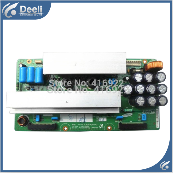 95% new original for s42ax-yd02 x board lj41-03438a lj92-01345a on sale цены онлайн