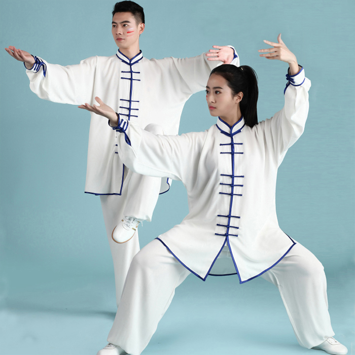 New High-grade Tai chi clothing Kungfu wushu uniforms Martial arts Suit Taijiquan practice performance clothes [oriental charm]customize tai chi clothing taiji sword uniform kungfu outfit martial arts clothes wushu suit for adult children