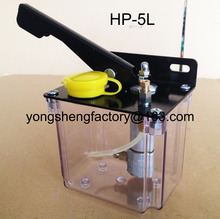 Usd 14. 29] durable hand pressure oil pump hp-5l grinding machine.