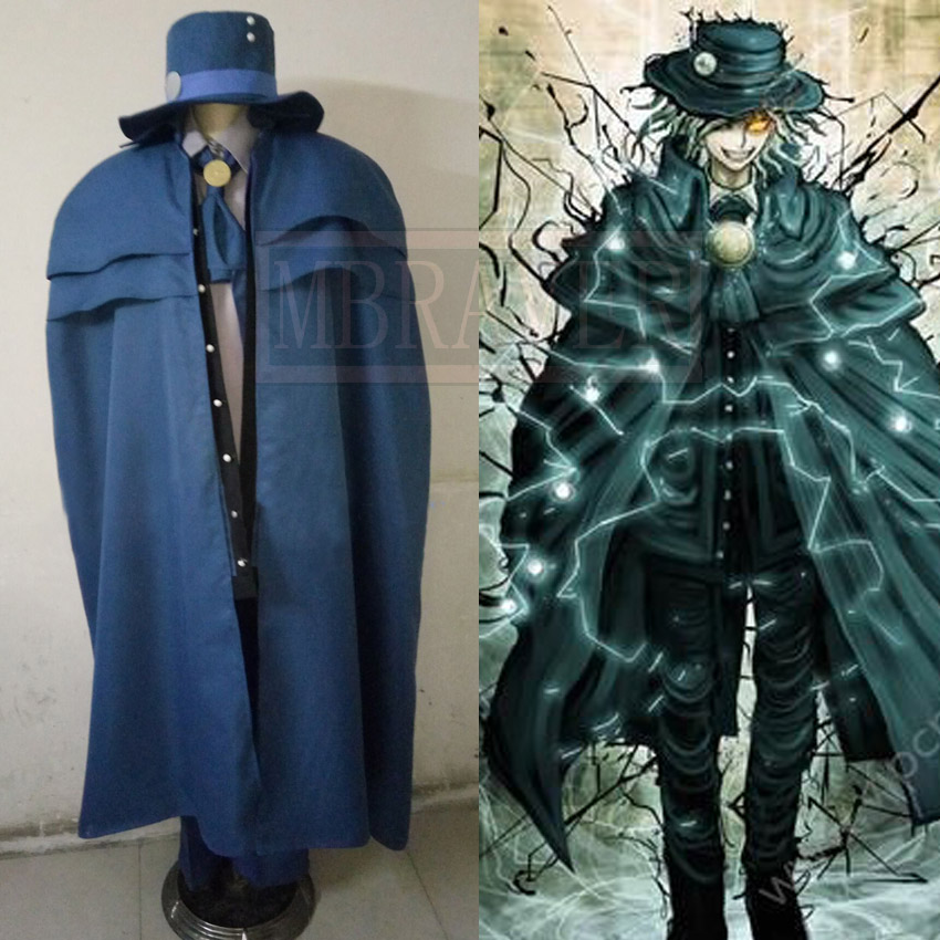 Game FGO Fate Grand Order Edmond Dantes The Count of Monte Cristo Cosplay Suit Clothing For Adult Men Halloween Cosplay Costume the treasure of monte cristo