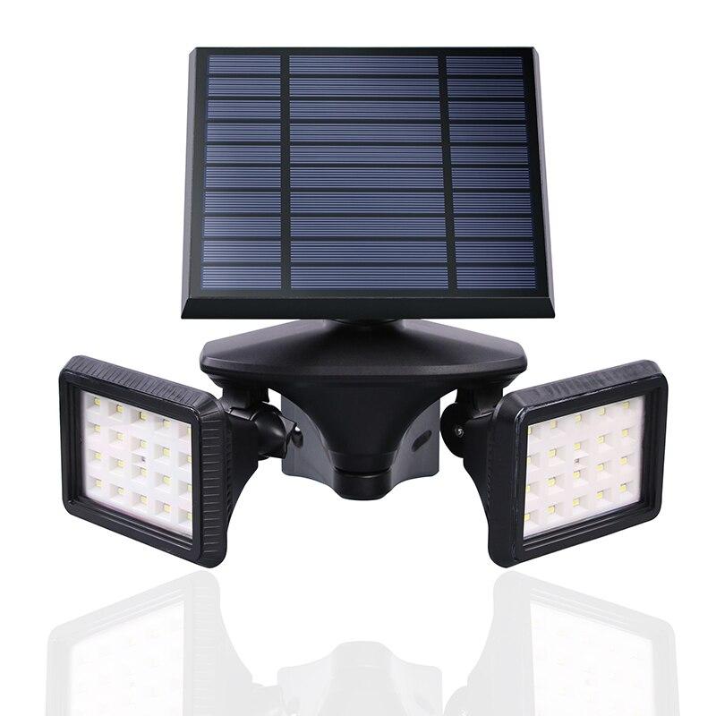 40LED solar light outdoor lighting on energy garden lights decorative waterproof