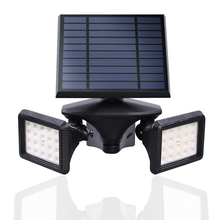 40LED solar light outdoor lighting on energy garden lights decorative waterproof