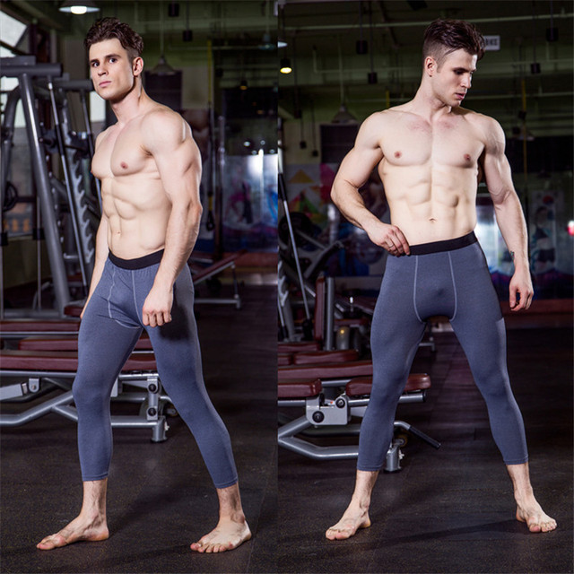 men skinny pants seventh bodybuilding jogger fitness leggings