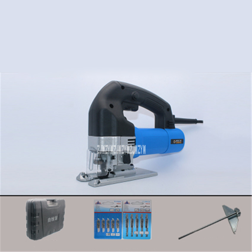 New Electric Curve Saw M1Q-HS1-65 Industrial Type Multifunctional Woodworking Tools Curve Saw Pull Saws 220v 950W 0-3000r / min jig saw electric woodworking curve saw power tools multifunction chainsaw hand saws cutting machine wood 220v