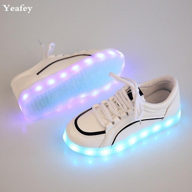 7536889c2cba95 Yeafey-Usb-Krasovki-Leucht-Sneaker-Schuhe -Led-Kinder-mit-Licht-f-r-M-dchen-Jungen-Usb.jpg 640x640.jpg