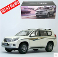 Hot sale Toyota Prado VX 1:18 Original car model LC150 SUV Luxury cars Toy Classic cars Home Decoration Birthday gift