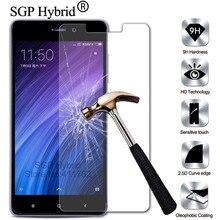 Для Xiaomi Redmi 4 Pro Закаленное Стекло Протектор Экрана Фильм 9 H 2.5D Точные Отверстия Экрана Гвардии Для Xiaomi Redmi 4 Премьер-Телефон