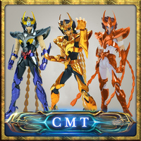 CMT EX Phoniex ikki V3 / OCE / Gold Version Cloth EX metal armor GREAT TOYS GT EX Bronze Saint Seiya Myth Cloth Action Figure