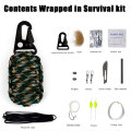 SOS Outdoor Travel Survival Multifunctional Tools First Aid Kit First Aid Kit Emergency Rescue Kit