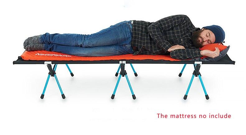 2018 Naturehike New Camping Mat Sturdy Comfortable