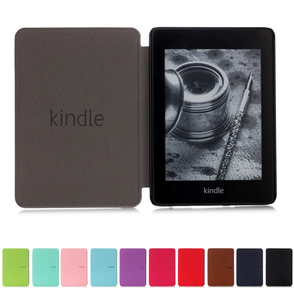 Magnetic Smart Case For Amazon Kindle Paperwhite 4 Coque Ultra Slim EReader Cover For Kindle Paperwhite 4 With Auto Wake/Sleep