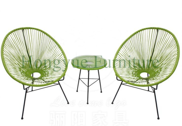 Outdoor garden table chair set furniture designs kingcamp delux table chair set