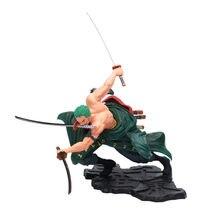 Anime Roronoa Zoro SA-MAXIMUM Ver. Pvc Action Figure Luffy Zoro Drie Duizend Wereld Collectie Model Speelgoed 18Cm
