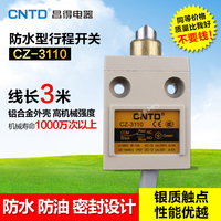 TZ CZ 3110 Waterproof Defence Oil Stroke Switch Fretting Limit Switch IP67