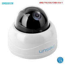 Inesun Video Surveillance CCTV Camera 2MP HD 1080P 4 in 1 TVI/CVI/AHD/CVBS 4X Optical Zoom PTZ Camera 50ft IR Night Vision цена 2017