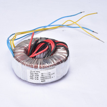 KYYSLB Home Audio 30W Pure Copper Wire Ring Cattle Amplifier Transformer Double 15V Dual 12V Double 9V Three Specifications