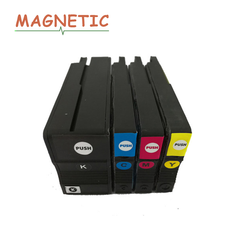 Magnetic Compatible Ink Cartridge For HP953 For HP Officejet Pro 7740 8210 8218 8710 8715 8718 8719 8720 8725 8728 8730 printer hot sales ink cartridge for hp officejet pro 7740 8210 8216 8218 8710 compatible cartridge with bk c m y original cartridge