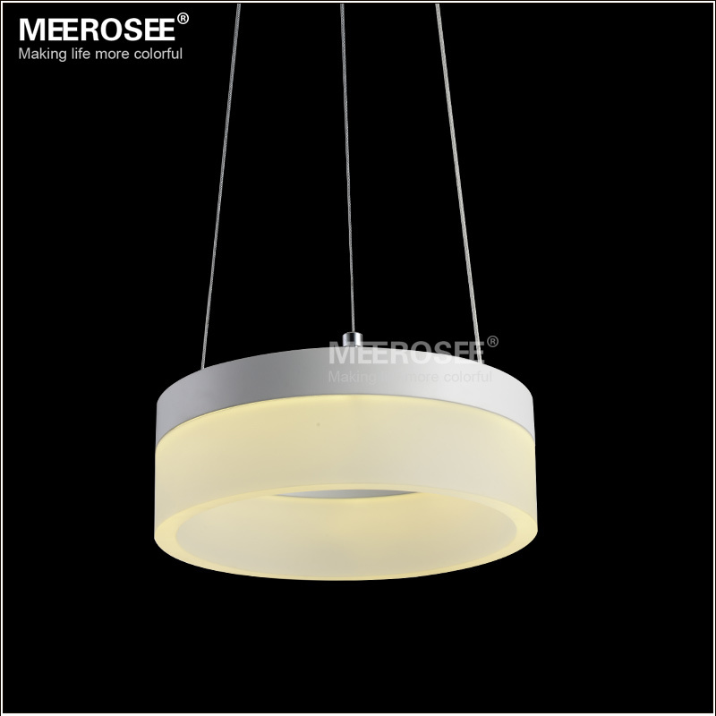 Aliexpress Buy Modern 1 Ring LED Pendant Light