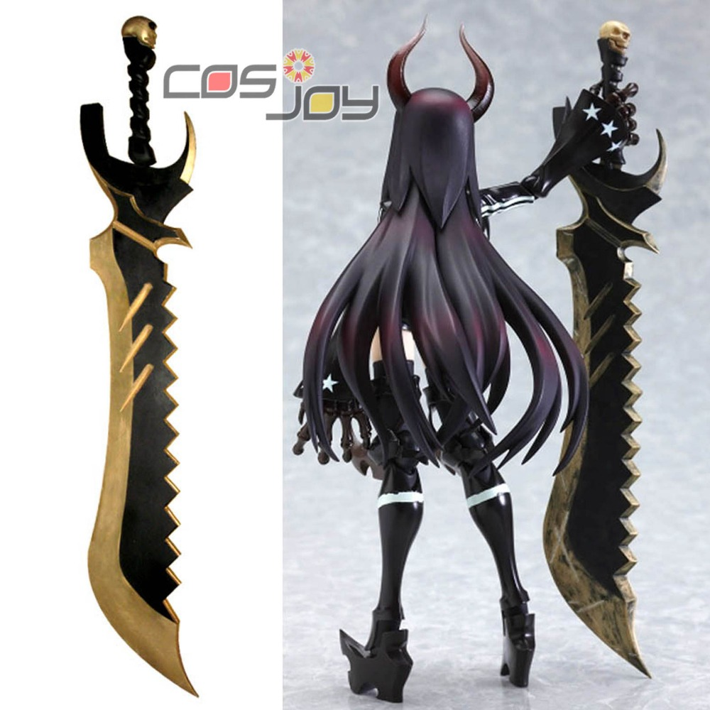 Black Gold Saw animation varsion 1//8 scale PVC Painted Figure