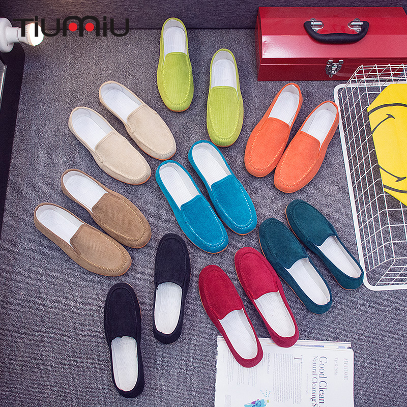 2018 Summer Casual Shoes Shallow Loafers Hospital Medical Shoes Nurse Doctor's Non-slip Surgical Shoes Pregnant Woman Flat Shoes