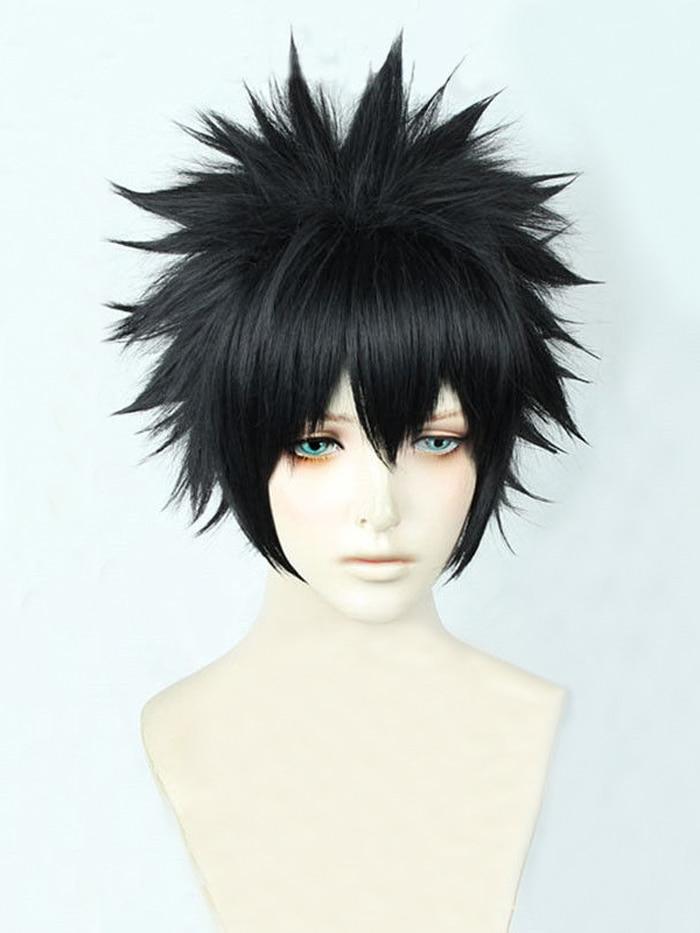 My Boku no Hero Academia Dabi Anime Costume Cosplay Wig Need Style Track CAP