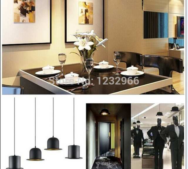 53a8092fff6 Online Shop 2014 New E27 Pendant Lamp Aluminum Bowler Hat Lights Lampshade  AC85-265V Jeeves   Wooster Top Hat Pendant Lights