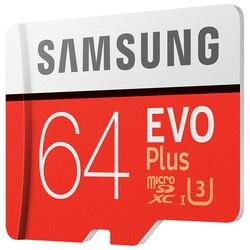 SAMSUNG Micro SD Card Memory Card 256GB 128GB 64GB 32GB 16GB 8GB C10 U3 4K / U1 Microsd SDXC SDHC Flash TF Card Free Shipping
