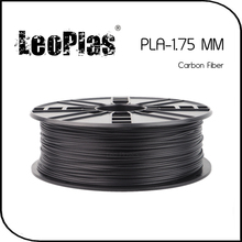 Todo el mundo Expreso Rápido Plazo De 7 Días Fabricante Directo Impresora 3D Material de PLA 1 kg 2.2 libras 1.75mm 30% De Fibra De Carbono filamento