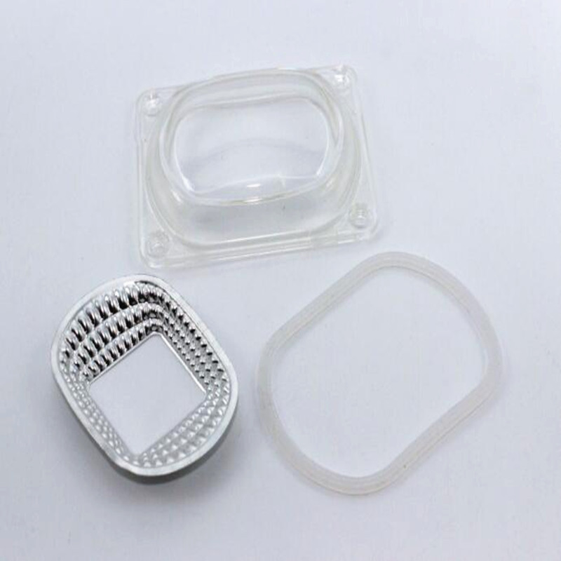 Lens Reflector Silicone  Ring For 20w/30w/50w  LED COB AC220V 110V  LED Floodlight Lamp  DIY