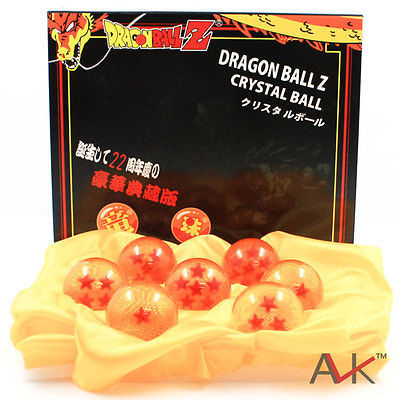 Shenron Dragonball Z Figures Set