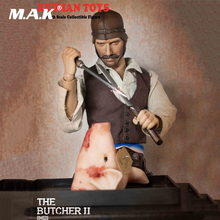 In Stock 1/6 Scale Collectible Full Set The Butcher II  RM028 Action Figure Model Toys for Fans Collection Holiday Gifts